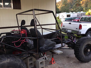 For Sale 4x4 Buggy Project (Open Offers)