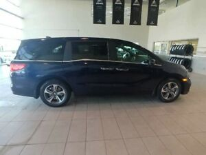 2019 Honda Odyssey EX-L - Heated Leather, Sunroof, B/U+RightSide