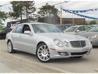 2007 Mercedes-Benz E-Class 4Matic BROWN LEATHER!   *SOLD*
