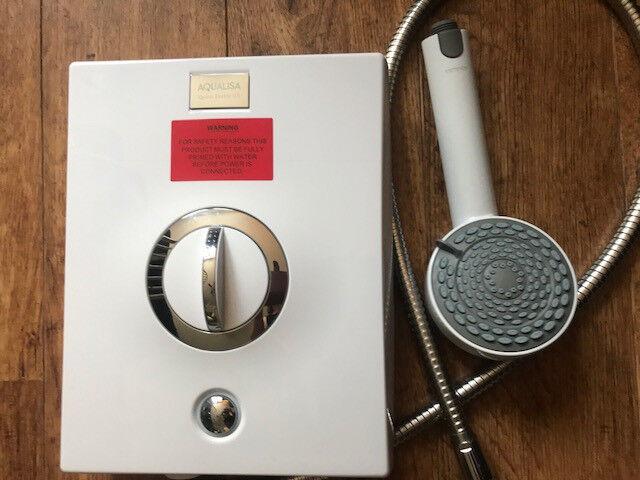 Aqualisa Electric Shower Like New 95