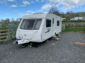SWIFT CORNICHE 4 BERTH FIXED BED 2010