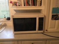 LG MICROWAVE COMBINATION GRILL & CONVECTION OVEN