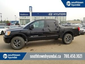 2014 Nissan Titan PRO-4X/NAV/SUNROOF/LEATHER/BACKUP CAM