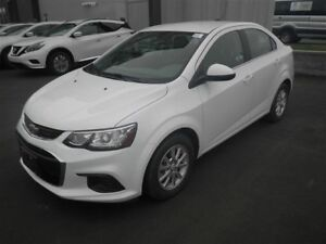 2017 Chevrolet Sonic LT Automatic Remote Starter