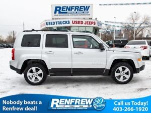 2013 Jeep Patriot 4WD Sport, Bluetooth, Air Conditioning, More!