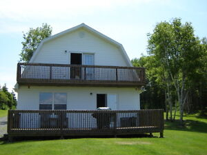 Cottage with waterfrontage for sale