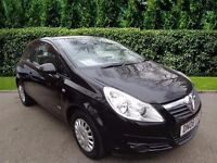 ★★LOW MILEAGE★★ (2008) VAUXHALL CORSA 1.0 LIFE 3DR - FULL SERVICE HISTORY - GOOD CONDITION- TOP SPEC