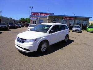 2012 DODGE JOURNEY CVP SPACIOUS 4 CYL GAS SAVER EASY FINANCING