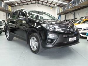 2014 Toyota RAV4 ASA44R MY14 Upgrade GX (4x4) Ink 6 Speed Automatic Wagon Seven Hills Blacktown Area Preview