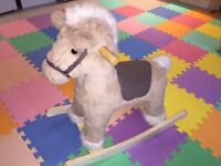 Rocking Horse Banjo by Mamas & Papas for toddlers £15 South Woodford (excellent condition, like new)