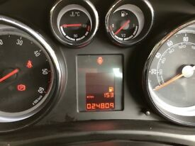 Vauxhall Meriva CDTI TechLine EcoFlex 15 reg