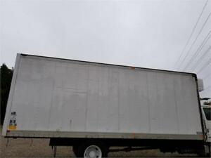 2011 24FT REFER BOX ONLY!!!!! CARRIER SUPRA 944, 5000 HOURS
