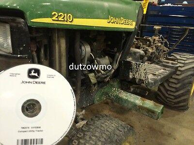 John Deere 2210 4wd Pact Utility Tractor. John Deere 2210 Pact Tractor Workshop Repair Manual On Cd Tm2074. John Deere. John Deere 2210 Pto Diagram At Scoala.co