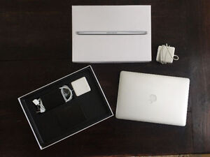 Macbook Pro Retina - New Screen, battery and Keyboard