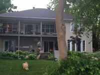 Waterfont Cottage/Home Bass Lake Orillia for rent