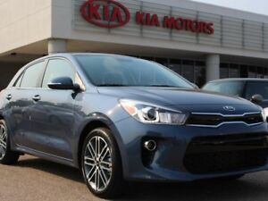 2018 Kia Rio EX SPORT, HEATED SEATS, HEATED WHEEL, SUNROOF, BAC