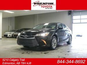 2016 Toyota Camry LE, TOUCH SCREEN, BACK UP CAMERA, AUX/USB, BLU
