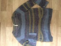 White Stuff Snuggly Jumper Size 12