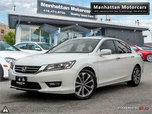 2015 HONDA ACCORD SPORT 4 CYL AUTO |SUNROOF|BLUETOOTH|WARRANTY