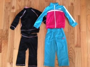 Small Lot of 2T Girls Clothes