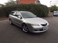 Mazda6 2.0 TS2 5dr estate - 64821 miles - Service history - One previous owner - Mot & Tax - VGC!