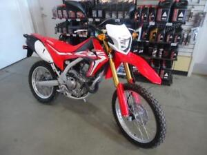 HONDA CRF250L USAGE