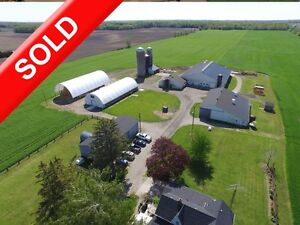 SOLD: Modern ONGOING Dairy Goat Operation in Dutton/Dunwich!