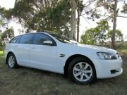 2009 Holden Commodore VE MY09.5 Omega Sportwagon White 4 Speed Automatic Wagon Doveton Casey Area Preview