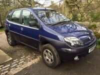 2001 (51) - Renault Megane Scenic 1.9 Diesel Expression + 66,000 miles only