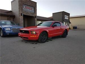 2005 Ford Mustang Coupe *VERY LOW MILEAGE, GREAT CONDITION*