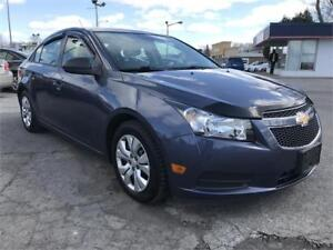 2013 Chevrolet Cruze LS A/C GROUP ELECTRIQUES *RESERVED*
