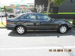 1998 BMW 5 Sedan Coburg North Moreland Area Preview