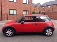 2003 mini ONE 1.6 petrol
