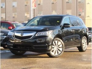 2014 Acura MDX Tech Pkg AWD