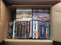 Entire film collection for sale - boxed up and ready to go!
