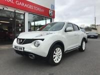 Nissan Juke 1.6 Ministry Of Sound Automatic 5dr PETROL AUTOMATIC 2012/62