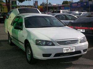 2006 Ford Falcon BF wheel chair vehicle Nailsworth Prospect Area Preview