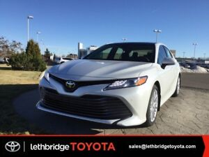 2018 Toyota Camry XLE Text 403.393.1123