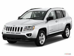 2015 Jeep Compass SUV, Crossover