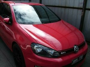2010 Volkswagen Golf 1K MY11 GTi 6 Speed Direct Shift Hatchback Coburg North Moreland Area Preview