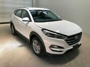 2017 Hyundai Tucson TL2 MY18 Active (FWD) White 6 Speed Automatic Wagon Bohle Townsville City Preview