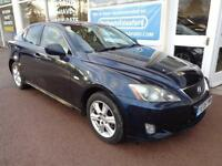 Lexus IS 220d 2.2TD S/H Finance Available P/X Swap