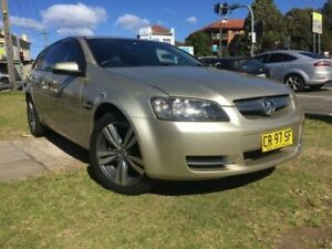 2008 Holden Commodore VE MY09.5 Omega Tungsten Automatic Wagon Yagoona Bankstown Area Preview