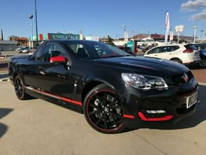 2017 Holden Ute VF II MY17 Magnum Ute Black 6 Speed Sports Automatic Utility Victoria Park Victoria Park Area Preview