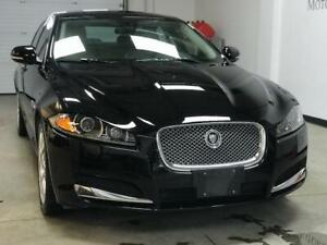 2013 Jaguar XF V6 AWD Supercharged SUNROOF, BACKUP CAM, NAVI