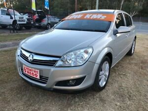 2007 Holden Astra AH MY07 CDX 5 Speed Manual Hatchback Clontarf Redcliffe Area Preview