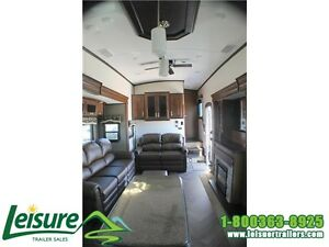 2017 Jayco North Point 311RKTS fifth Wheel Windsor Region Ontario image 10