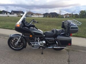 1983 Gold Wing Aspencade GL1100 - Excellent Condition $4100 OBO