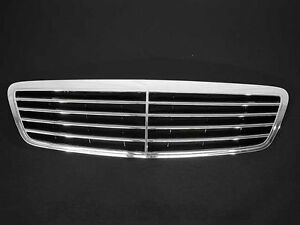 Brand New Genuine Mercedes Grille for W220, S430, S500, etc