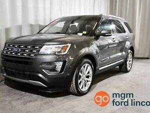 2016 Ford Explorer LIMITED 4WD | ACTIVE PARK ASSIST | MOONROOF |